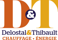 Delostal&Thibault chauffage et énergie logo
